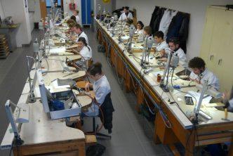 SEPR de Lyon : Une grande palette de formations en bijouterie