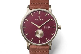 Trendy Elements montres Triwa - La marque continue à faire évoluer ses montres vers plus de raffinement tout en maîtrisant leur prix.