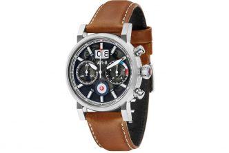 AVI-8 montres - Les nouveaux modèles de la marque renforcent leur lien avec l'histoire de l'aviation. Des montres de style.