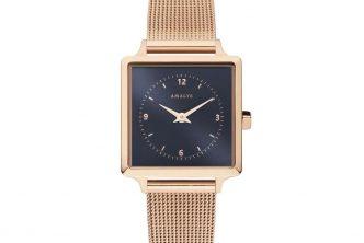 groupe TWC montres amalys - Une marque de montres qui s'adresse exclusivement aux femmes et qui a pris le parti du carré.