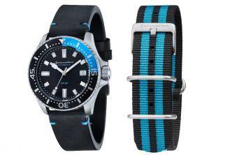 Trendy Elements Spinnaker. Spinnaker est spécialisée dans les montres à grande étanchéité et au design reflétant un certain « life