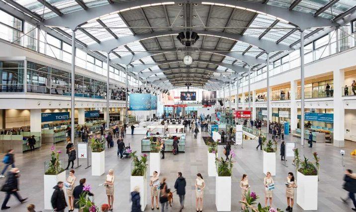 Inhorgenta Munich 2019 - Le salon se déroulera du vendredi 22 février au lundi 25 février. Foire internationale pour les bijoux, les montres.