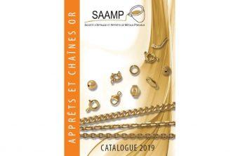 Société d'Affinage et Apprêts de Métaux Précieux Découvrez le nouveau Catalogue Apprêts et Chaînes Or