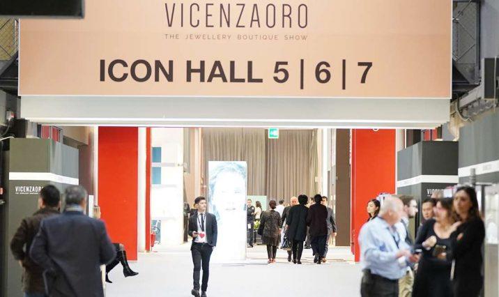 Vicenzaoro salon - La session de janvier du salon Vicenzaoro se déroule du 18 au 23 janvier 2019, à Vicenza, capitale du bijou en Italie.