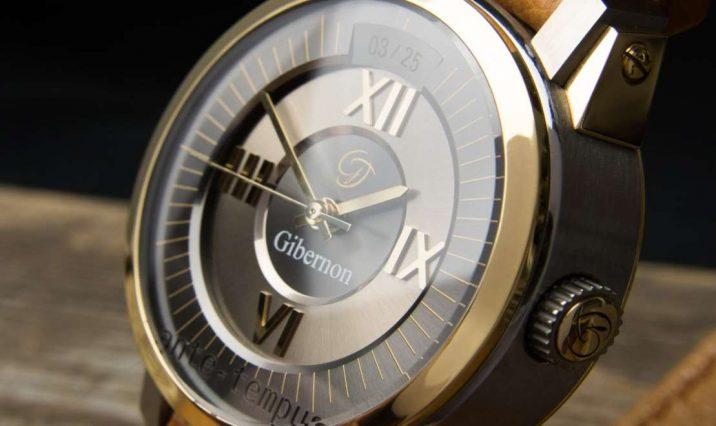 Le Garde-temps horloger