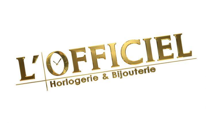 Logo L'OFFICIEL HORLOGERIE & BIJOUTERIE