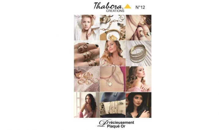 thabora catalogue plaqué or
