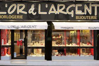 vente fonds commerce bijouterie Vincennes 94