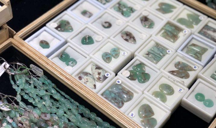 Aquaprase, première pierre fine découverte au XXIe siècle