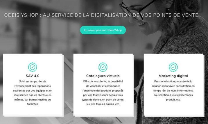 Groupe Yoni : Odeis, le client au cœur de la stratégie du Groupe