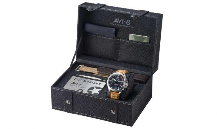 Trendy Elements : Les belles automatiques d'AVI-8