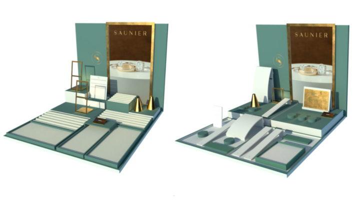 GL Paris : Saunier, nouvelle marque au savoir-faire et fabrication made in France
