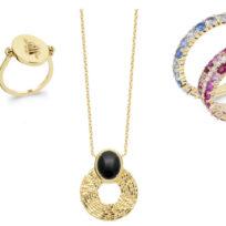 Bijoux CN Paris : Plaqué or pour les nouvelles collections