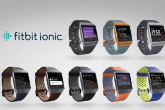 google achète fitbit fabricant montres connectées