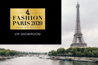 FASHION PARIS 2020 JEWELS & WATCHES : SESSION DE JANVIER 2020