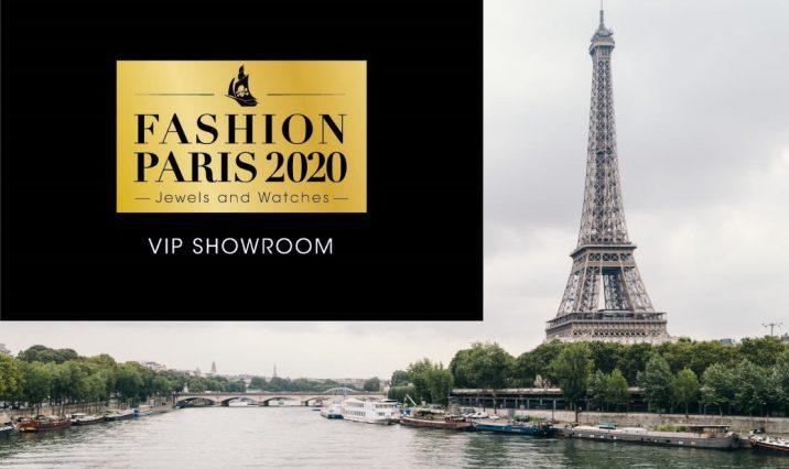 FASHION PARIS 2020 JEWELS & WATCHES : SESSION DE JANVIER 2020