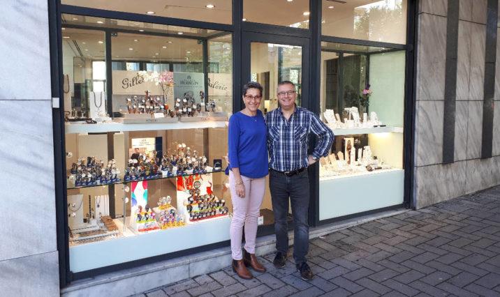 Vendeuse en bijouterie à Villeurbanne 69