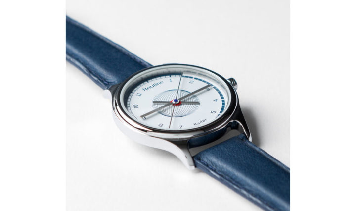 Horlogerie : ROUTINE, MADE IN FRANCE