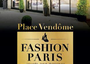 Report du salon Fashion Paris Jewels and Watches