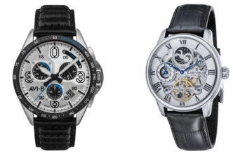 AVI-8 : Des montres d'exception à l'image de pilotes héroïques