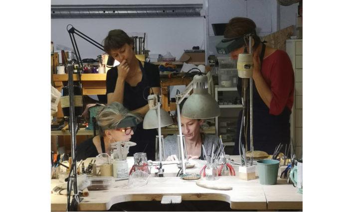 DÉCOUVERTE ET FORMATION À LA CARTE : INSTITUT DES ARTS DE LA BIJOUTERIE