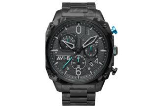 AVI-8 s'invite dans les montres automatiques