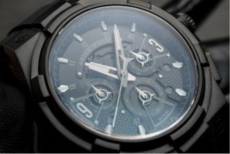 ARIESGOLD LIGHTNING, un chronographe plus rapide que l'éclair