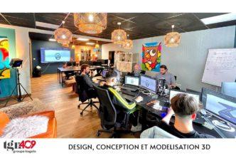 Unique en joaillerie : Studio de design et de conception 3D pour les détaillants HBJO