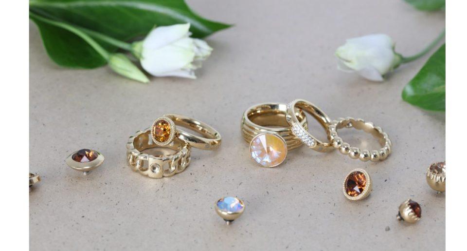 QUDO : les bijoux personnalisables grâce aux tops interchangeables